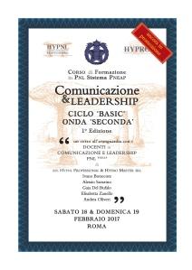 comunicazione & leadership, onda seconda, 1° ed
